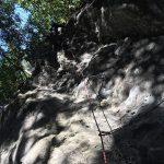 越生 聖人岩